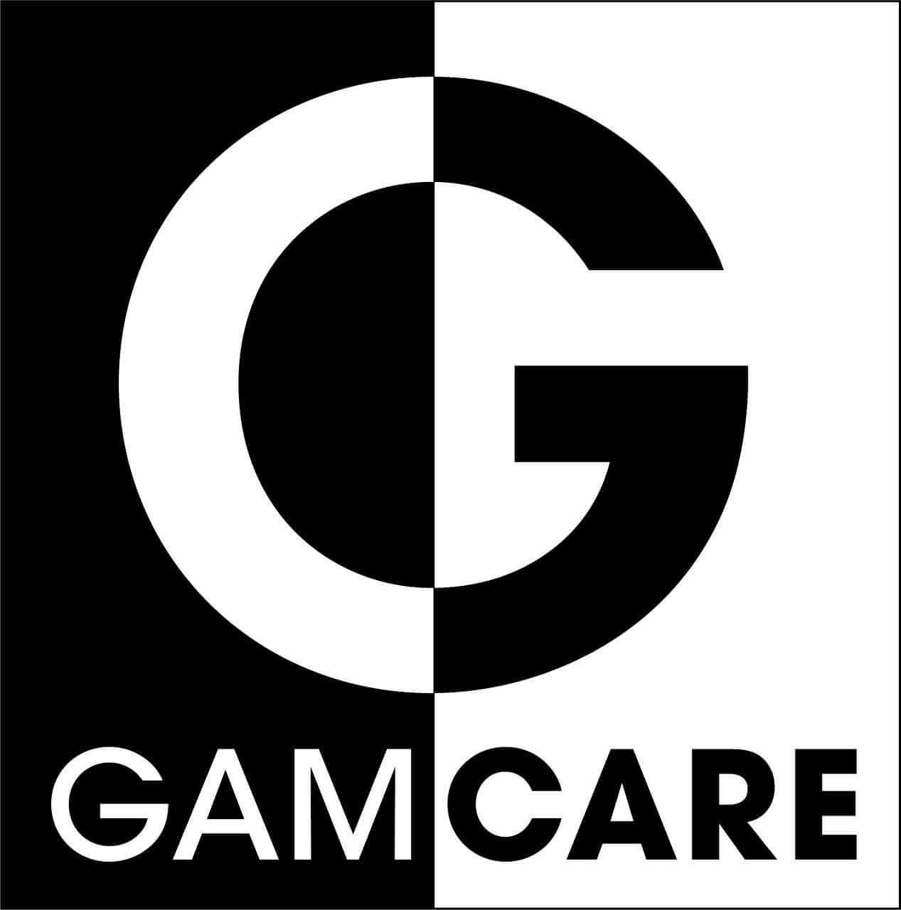 An image of the GamCare logo