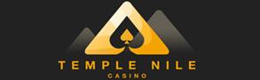 Temple Nile Casino Spelkategorier och Spelleverantörer